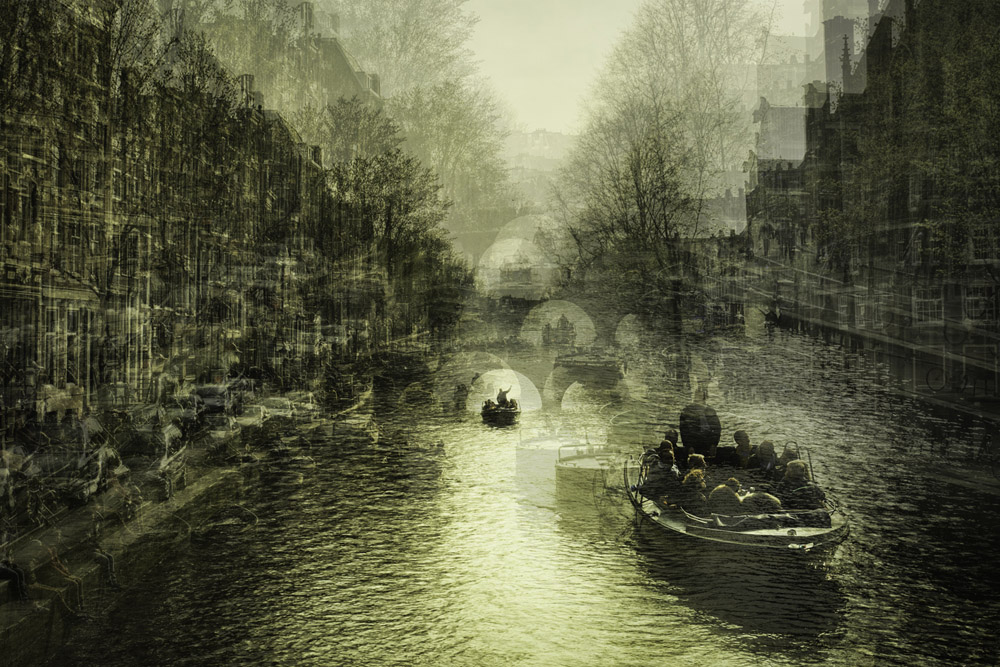 Thomas Vanoost Canals of Amsterdam