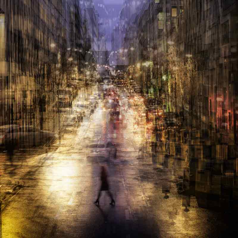 Thomas Vanoost multiple exposure